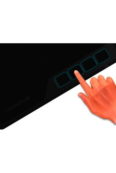"""Gaomon S620 Pilsiz Kalemli 6.5 x 4"""" Dijital Grafik Çizim Tableti"""