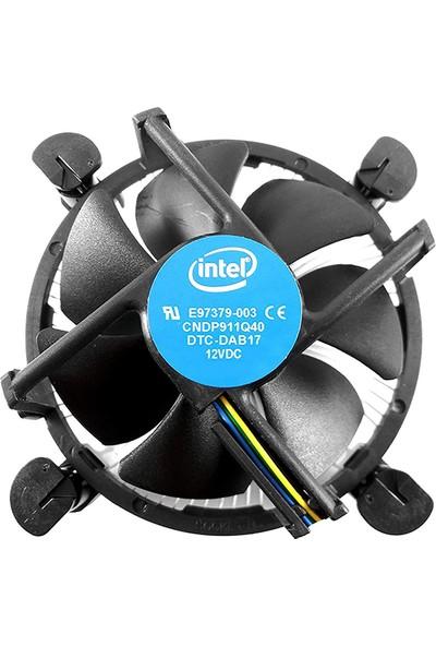 Intel 1151 Pin I7 Işlemci Fanı DC12V 0.20A