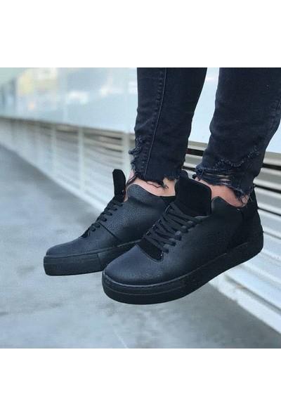 Chekich CH004 St Erkek Ayakkabı Siyah