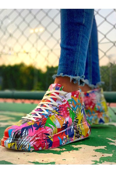 Chekich CH265 Bt Erkek Ayakkabı Renkli