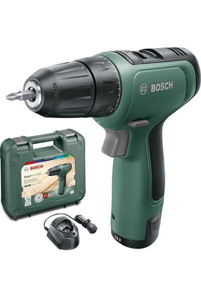 Bosch Easydrill 1200 Akülü Delme Vidalama - 06039D3001