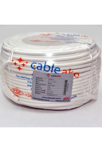 Cable 3X1,5 Ttr Kablo 100 Metre