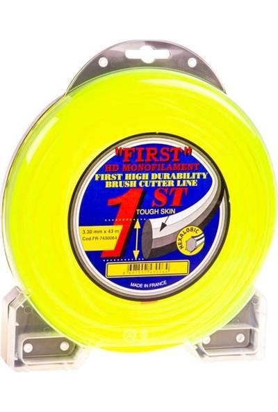 First 7430064 Misina 3.3Mm 43M Sarı 6 Köşe