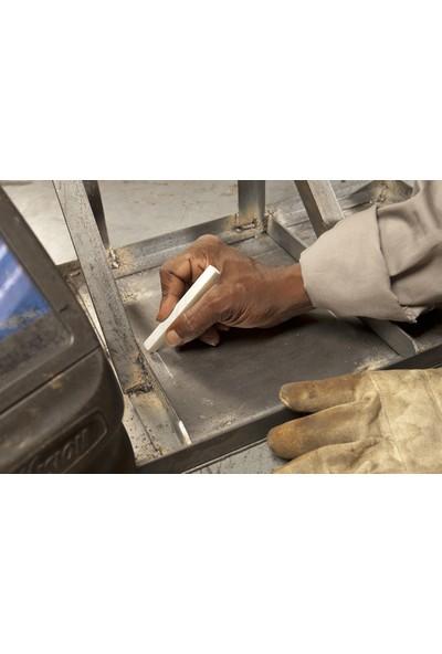 Fm 400 Çeliğe Yazan Sabuntaşı Soapstone Kaynak Kalemi Tebeşiri 100 Adet
