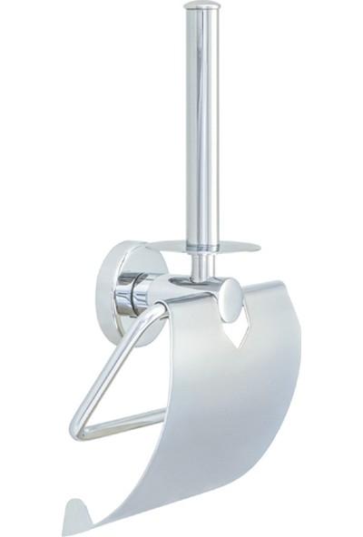 Hafele Abstract Tuvalet Kağ.Yedekli,Parlak Krom