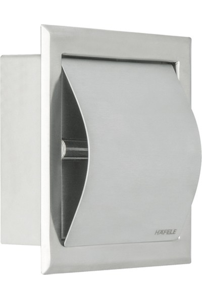 Hafele Ankastre Tuvalet Kağıtlığı, Pas.Çelik