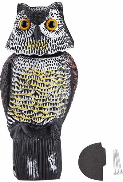 Tokyo Tokyo Kuş Önleyici Kuş Korkutucu Maket