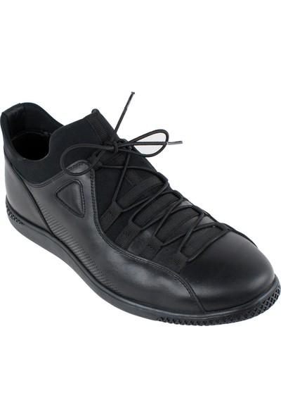 Voyager 4459 Deri Ortopedi Erkek Ayakkabı