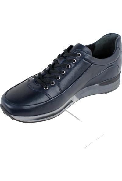 Voyager 4478 Deri Ortopedi Erkek Ayakkabı