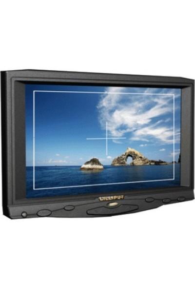 "Lilliput 7"" 619AT Hdmı-Vga Dokunmatik LCD Monitör"