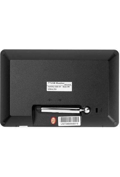 Lilliput 7'' Um-70 USB LCD Monitör