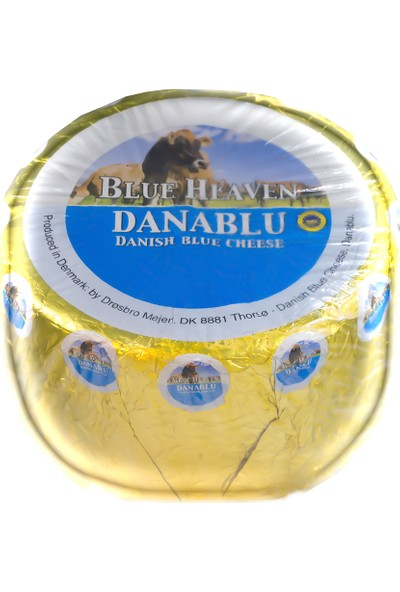 Blue Heaven Danish Blue Cheese Ortalama 3 kg