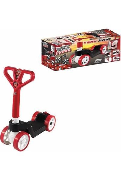 Furkan Toys Max Speed 4 Tekerli Scooter FR58642