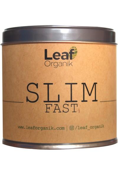 Leaf Organik Slim Fast Bitki Çayı