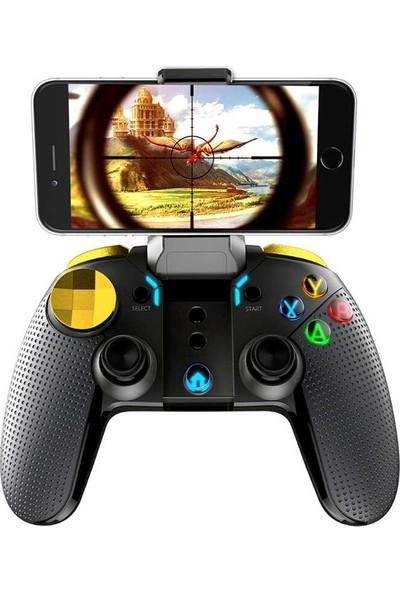 Ipega Telefon ve Bilgisayar İçin Bluetooth Oyun Kolu