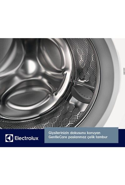 Electrolux EW6F4822AB A+++ 8 kg 1200 Devir Çamaşır Makinesi