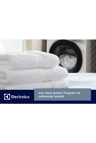 Electrolux EW6F4822AB 8 kg 1200 Devir Çamaşır Makinesi