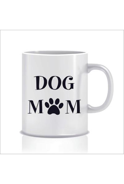Özmur Concept Dog Mom Tasarım Kupa Bardak