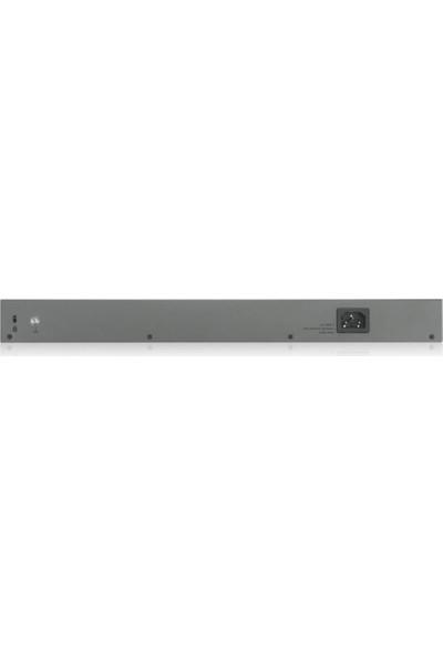 Zyxel GS1300-26HP 24PORT+2SFP Gigabit 250W Poe Swi