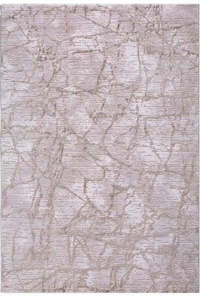 Sevdiz Halı Esa Yolluk Olivya Modern 9466A Vizon 100 x 100 cm