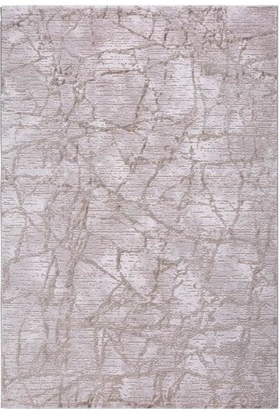 Sevdiz Halı Esa Yolluk Olivya Modern 9466A Vizon 120 x 100 cm