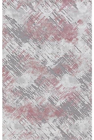 Sevdiz Halı Butik Yolluk 9099 Pembe 100 x 100 cm