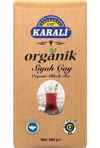 Karali Organik Dökme Çay 500 GR