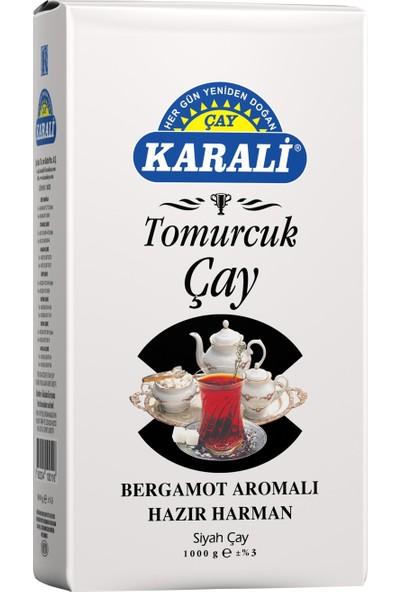 Karali Tomurcuk Dökme Çay 1 KG