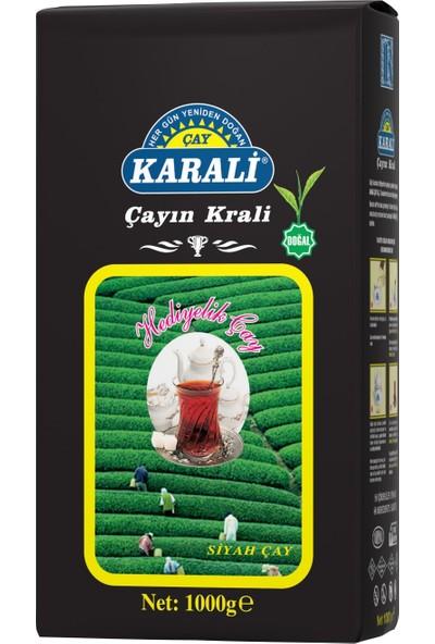 Karali Hediyelik Dökme Çay 1 KG