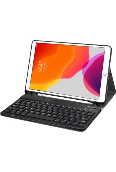Buyfun Bt3.0 Kablosuz Klavye iPad Koruyucu Kılıf Taşınabilir (Yurt Dışından)