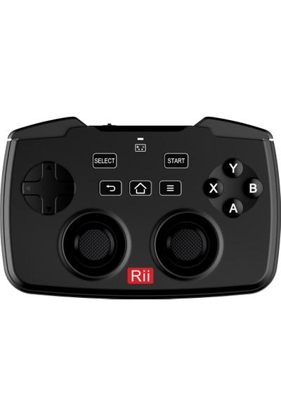 Rii RK707 Touchpad ile 2.4 GHz Kablosuz Oyun Denetleyicisi (Yurt Dışından)