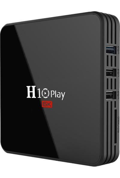 Buyfun H10 Play Akıllı Tv Kutusu Android 9.0 Allwinner H6 (Yurt Dışından)