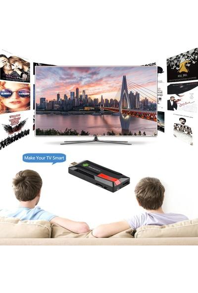 Buyfun MK809 Iv Android 7.1 Tv Dongle RK3229 4 Çekirdekli 2G / 16G UHD (Yurt Dışından)