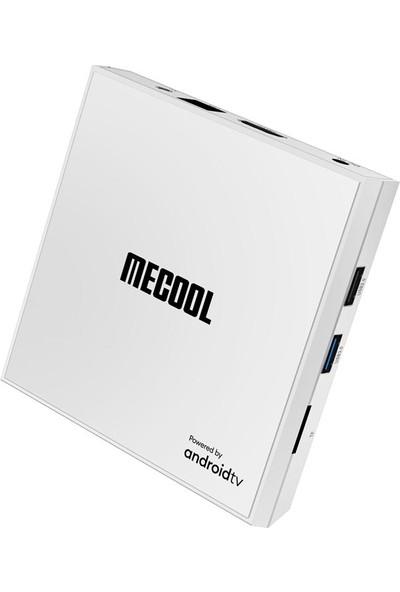 Mecool Km9 Pro Onur Android 9.0 Tv Kutusu Amlogic S905X2 (Yurt Dışından)