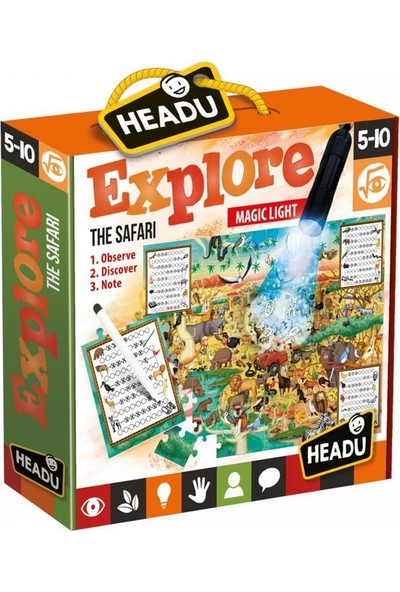 Headu The Safari Oyunu 21420