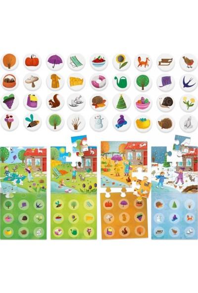 Headu 4 Mevsim Puzzle Oyunu 24155