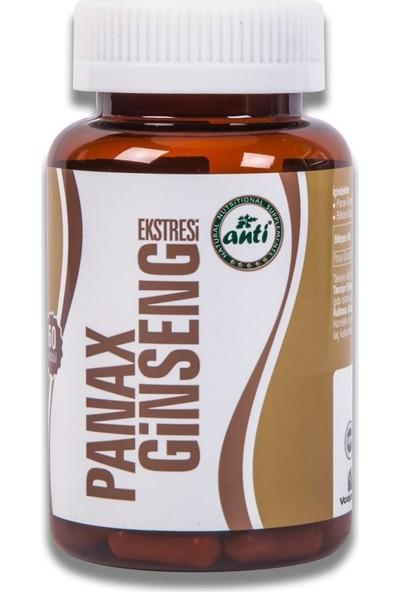 Anti Panax Ginseng - 60 Kapsül