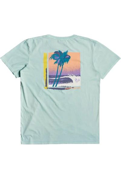 Quiksilver Lazy Sun Erkek T-Shirt