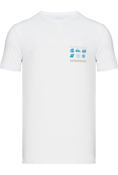 Quiksilver Slow Burn Erkek T-Shirt