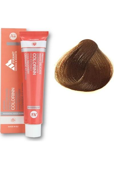 Colorinn Professional Saç Boyası 6.1 Koyu Kumral Küllü