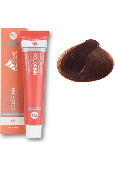 Colorinn Professional Saç Boyası 6.25 Sıcak Kahve