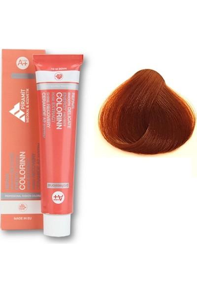 Colorinn Professional Saç Boyası 7.3 Fındık Kabuğu