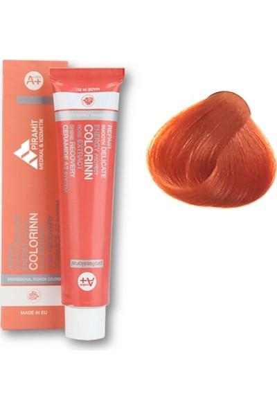Colorinn Professional Saç Boyası 7.43 Kumral Bakır Dore
