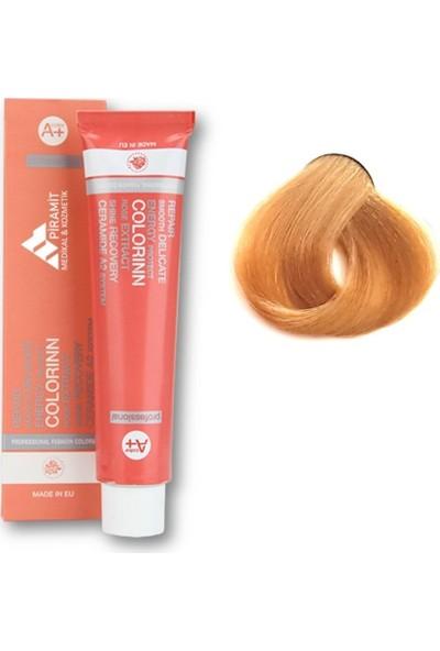 Colorinn Professional Saç Boyası 8.33 Açık Karamel