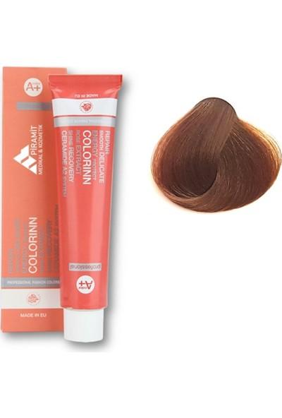 Colorinn Professional Saç Boyası 8.7 Karamel