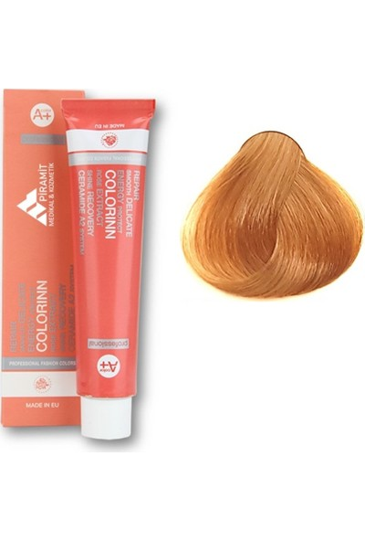Colorinn Professional Saç Boyası 8/p Yoğun Açık Kumral