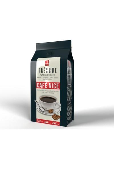 Trescol Cafe Nice V60 için Öğütülmüş Kahve 250 gr Orta V60