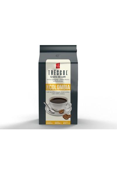Trescol Colombia Çekirdek Kahve 250 gr Öğütülmemiş Çekirdek Öğütülmemiş