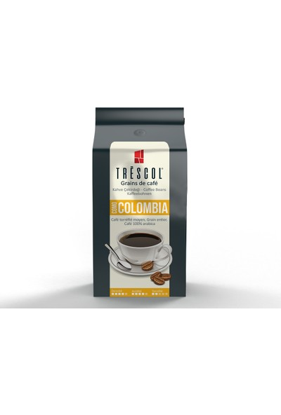 Trescol Colombia French Press için Öğütülmüş Kahve 250 gr İri French Press