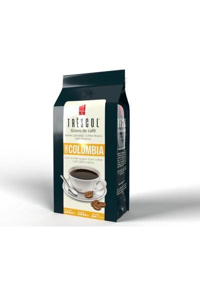 Trescol Colombia Kağıt Filtre için Öğütülmüş Kahve 250 gr Orta Kağıt Filtre